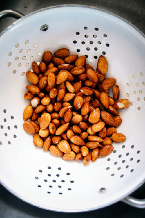 Almond Milk   occasionallyeggs.com