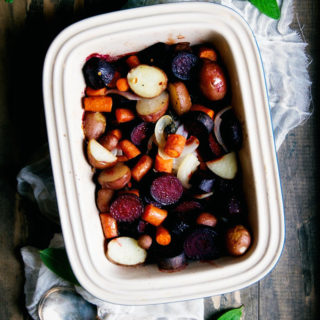 Cozy Roasted Root Vegetables | occasionallyeggs.com