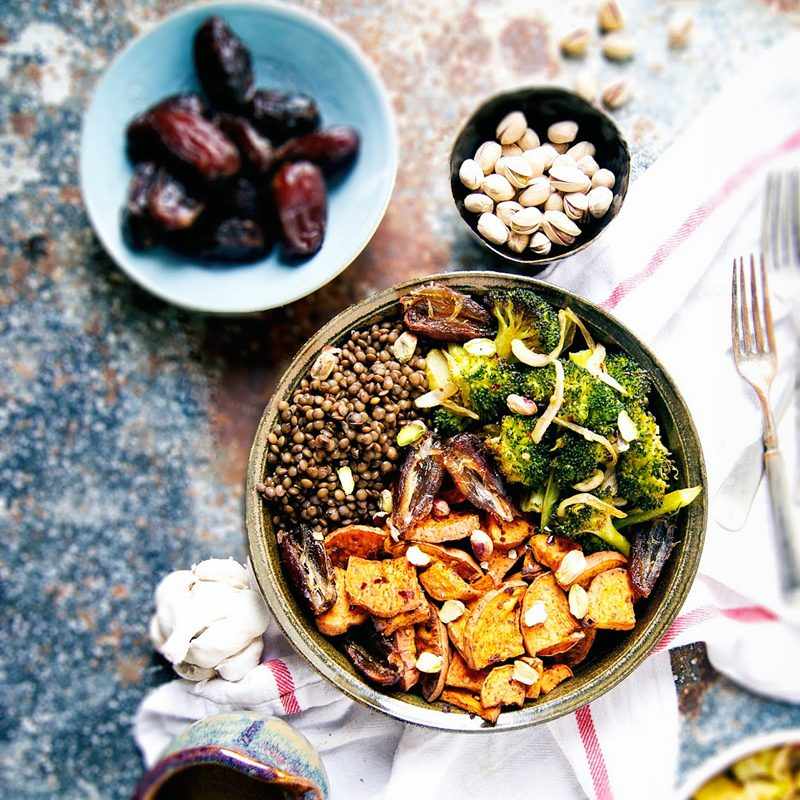 Late Winter Buddha Bowl | occasionallyeggs.com