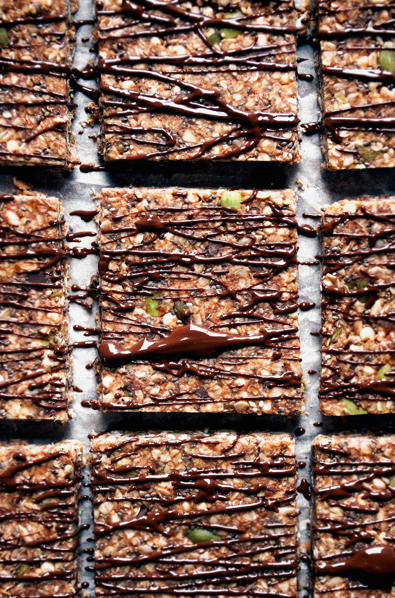 Easy No-Bake Energy Bars | occasionallyeggs.com