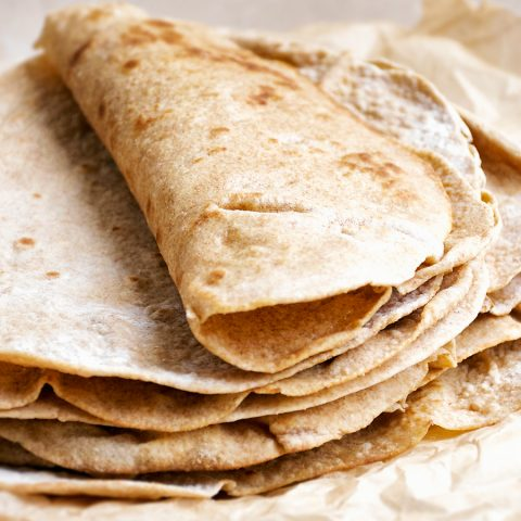 Whole Grain Spelt Tortillas | occasionally.com