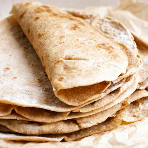 Whole Grain Spelt Tortillas | occasionally.com