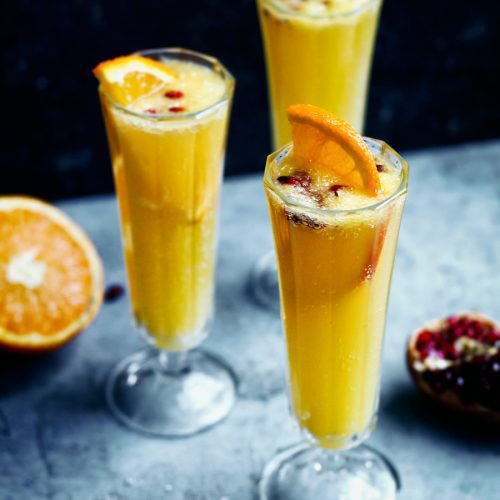 Orange Ginger Beer Sparkler | occasionallyeggs.com