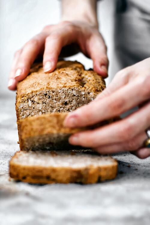 Triple Coconut Bread   occasionallyeggs.com