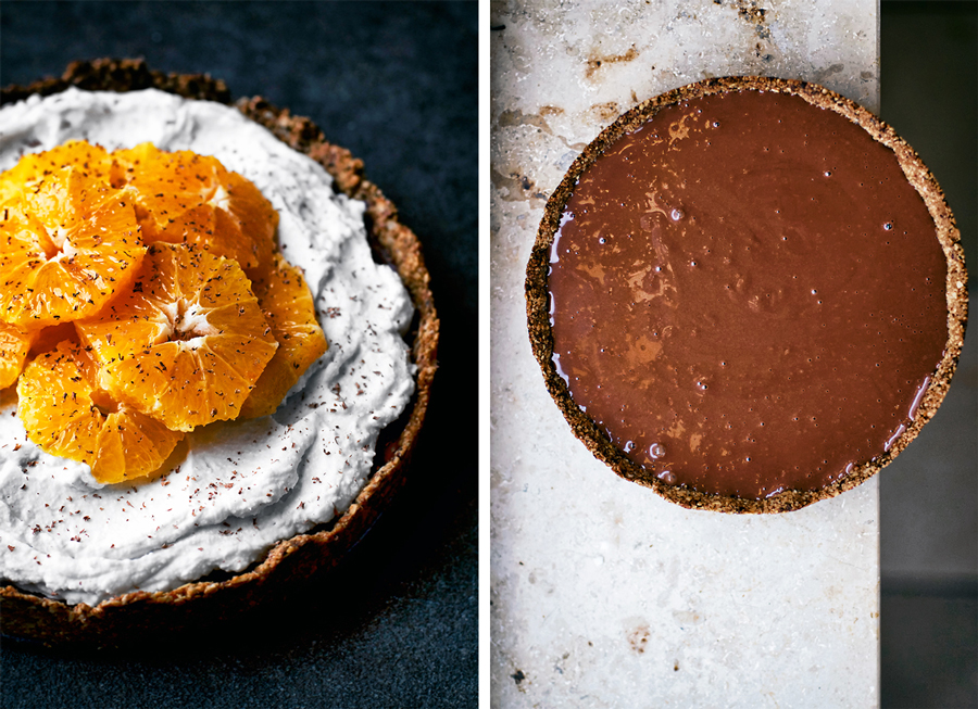 Chocolate Orange Tart | occasionallyeggs.com