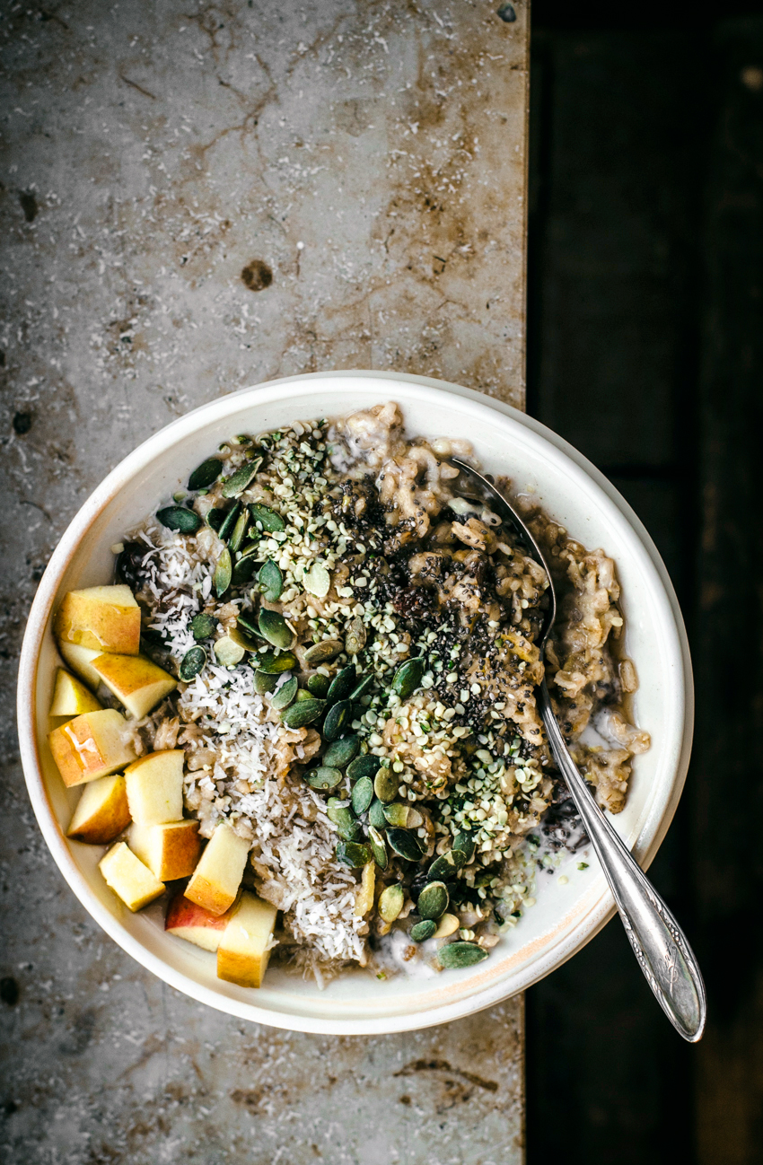 A Better Porridge | occasionallyeggs.com