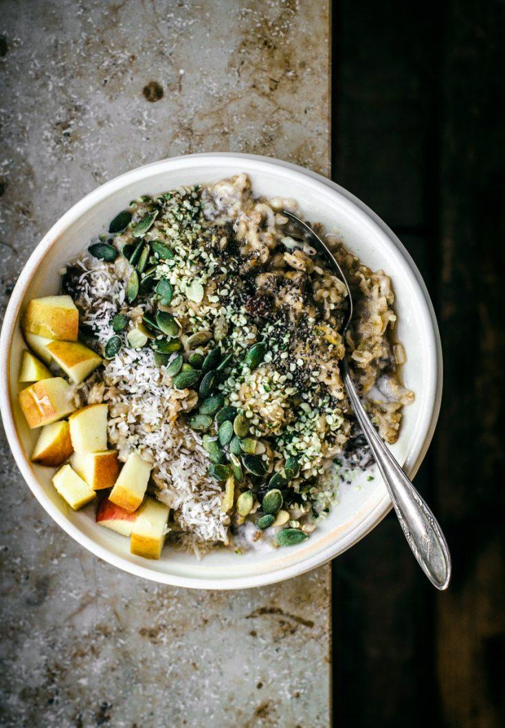 A Better Porridge | occasionallyeggs.com