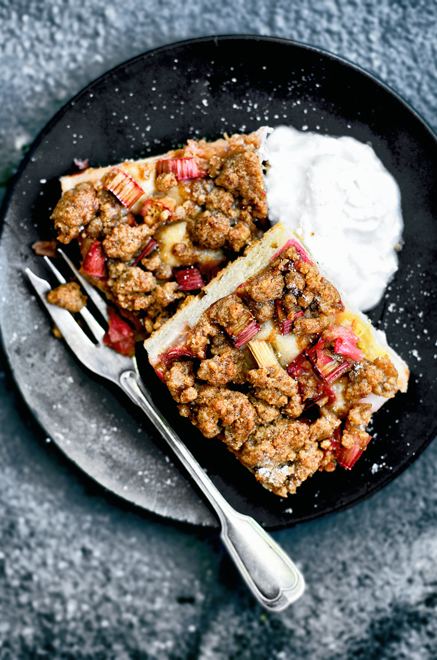 10 Healthy Rhubarb Recipes for Spring | occasionallyeggs.com