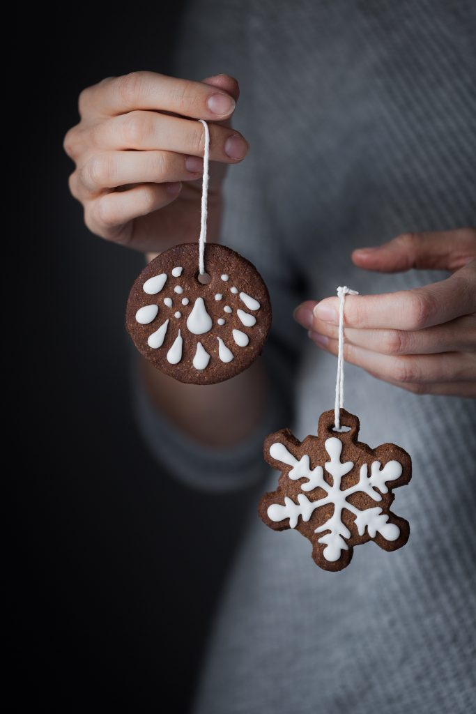 Vegan Gingerbread Cookies | BAKED