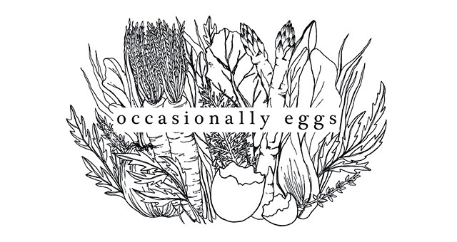 Occasionally Eggs logo