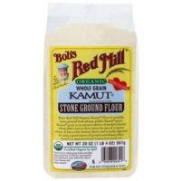 Bob's Red Mill Organic Whole Grain Kamut Stone Ground Flour, 20.0 OZ