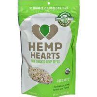 Manitoba Harvest Organic Hemp Hearts - Shelled - 7 Oz
