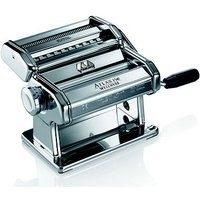 Marcato Atlas 150 Pasta Machine, Silver